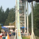 Water slide Valley of fear